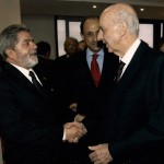 Ruspoli col Presidente del Brasile Lula